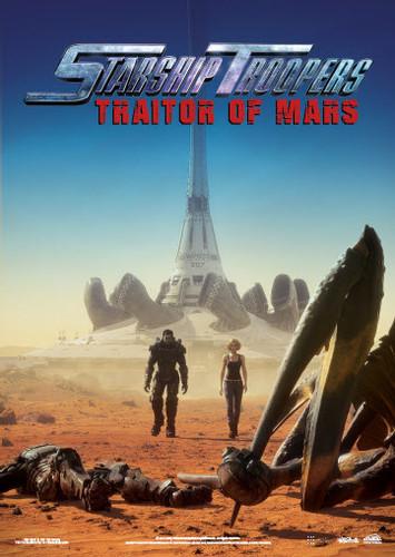 Starship Troopers - Traitor of Mars (2017) 720p BluRay x264 Eng Subs [Dual Audio] [Hindi DD 2 0 -...
