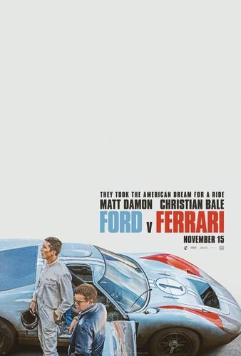 Ford v Ferrari 2019 HDRip XviD AC3-EVO