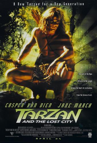 Tarzan and the Lost City (1998) 720p WEB-DL x264 [Dual Audio] [Hindi+English] -=!Dr STAR!=-