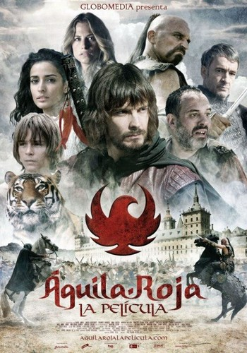 Red Eagle (2011) 720p BluRay x264 [Dual Audio][Hindi+Spanish]