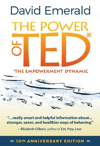 Power of TED by David Emerald