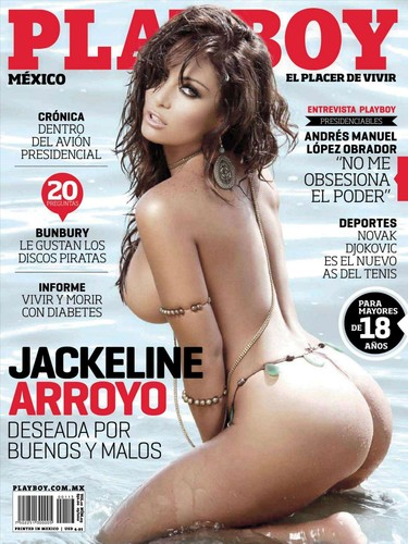 Playboy Mexico - March 2012