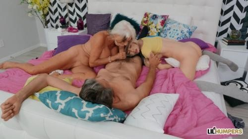 [LilHumpers] Kenzie Reeves And Sally Dangelo Lil Humpette (2020/1.88 GB/1080p)