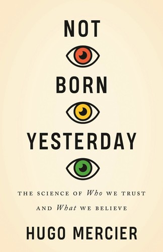 Not Born Yesterday by Hugo Mercier PDF