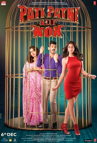 Pati Patni Aur Woh (2019) 1080p WEB-DL H264 DDP 5 1 Esub-TT Exclusive