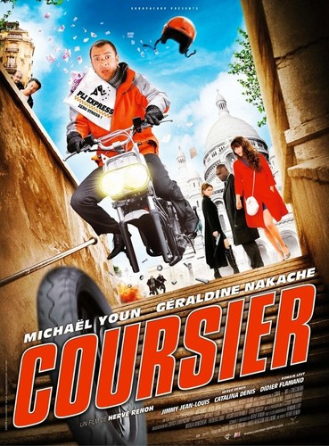 Coursier (2010) 720p BluRay x264 ESubs [Dual Audio] [Hindi+French]-=!Dr STAR!=-