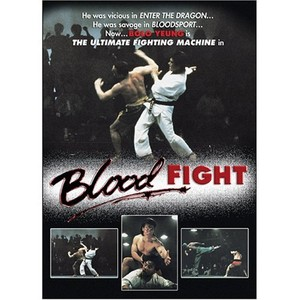 BloodFight (1989) 720p BluRay x264 [Dual Audio] [Hindi+English] -=!Dr STAR!=-