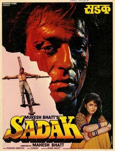 Sadak (1991) Untouched WEBHD 1080p AVC AAC [TMB]