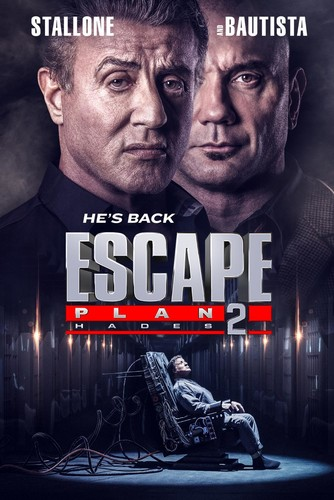 Escape Plan 2 Hades (2018) 720p BluRay x264 [Dual Audio] [Hindi+English] - TeamTT