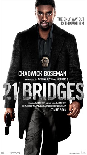 21 Bridges 2019 1080p HC WEB-DL AAC 2 0 x264-CMRG