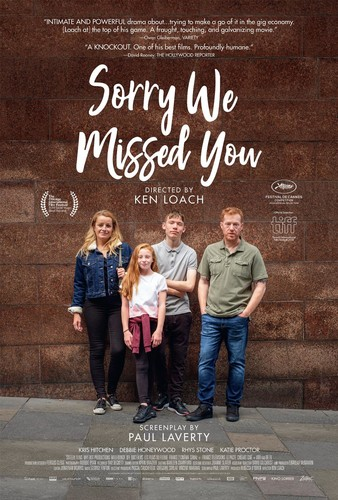 Sorry We Missed You 2019 1080p WEB-DL H264 AC3-EVO