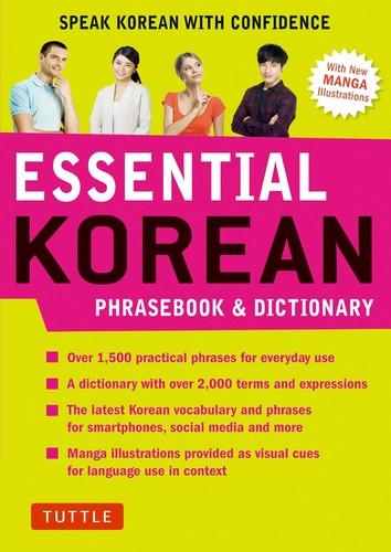 Essential Korean Phrasebook & Dictionary - Speak Korean with Confidence