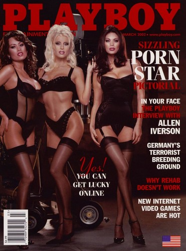 Playboy USA - March 2002