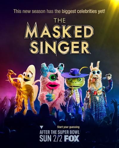 The Masked Singer S03E02 720p WEB x264-XLF