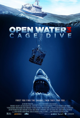 Open Water 3 - Cage Dive (2017) 720p BluRay x264 ESubs [Dual Audio][Hindi+English] -=!Dr STAR!=-