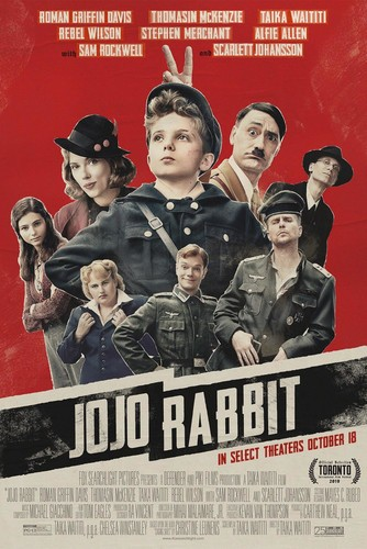 Jojo Rabbit 2019 1080p BluRay x264-YOL0W
