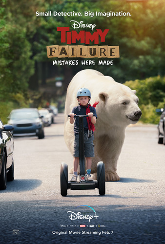 Timmy Failure Mistakes Were Made 2020 1080p WEBRip X264 AC3-EVO