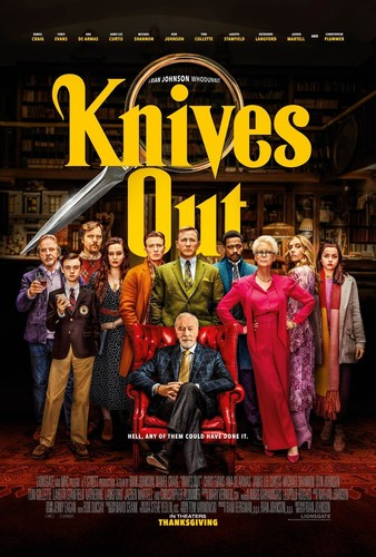 Knives Out 2019 HDRip XviD AC3-EVO
