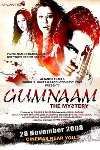 Gumnaam 2008 1080p AMZN WEB-DL DD+2 0 H264-Dusictv