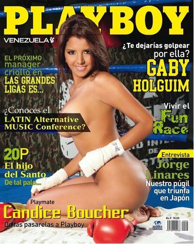 Playboy Venezuela - May 2010