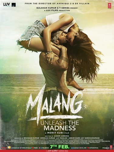 Malang (2020) Hindi 720p PreDVDRip x264 AAC-CV Exclusive