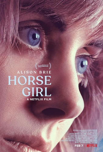 Horse Girl 2020 HDRip XviD AC3-EVO