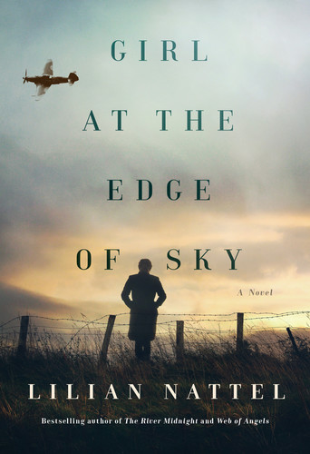 Girl at the Edge of Sky by Lilian Nattel