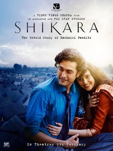 Shikara (2020) 720p HD-CAMRip x264 AAC-CV Exclusive