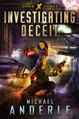 Investigating Deceit by Michael Anderle