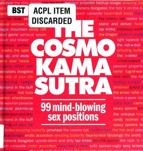 The Cosmo Kama Sutra - 99 Mind-Blowing Sex Positions