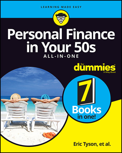 Personal Finance in Your 50s for Dummies by Eric Tyson