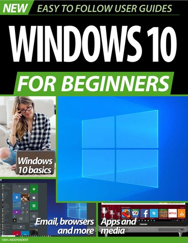 Windows 10 For Beginners - February 2020