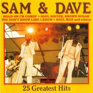 Sam & Dave - 25 Greatest Hits (1990) (320)