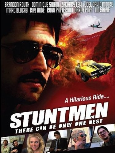 Stuntmen (2009) 720p HDRip x264 [Multi Audios][Hindi+Telugu+Tamil+English]