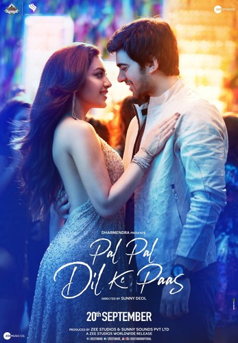 Pal Pal Dil Ke Paas (2019) 1080p WEB-DL AVC AAC-BollywoodA2z