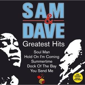 Sam & Dave - Soul Man Greatest Hits (2010) (320)