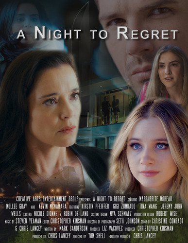 A Night to Regret (2018) 1080p HDRip x264 [Multi Audios][Hindi+Telugu+Tamil+Malayam+English]