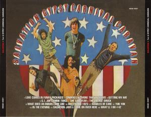 Salvation - 1st & Gypsy Carnival Caravan (1968-69) [Z3K] MP3
