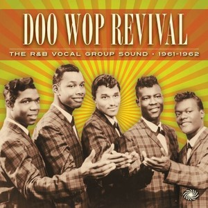 Various - Doo Wop [The R & B Vocal Sound ]1961-62(sq@TGx)