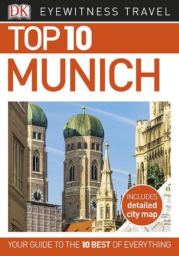 Top 10 Munich (DK Eyewitness Top 10 Travel Guide), 2nd Edition