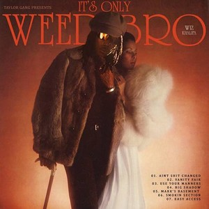 Wiz Khalifa - It's Only Weed Bro (2020) Mp3 Album [PMEDIA] ⭐️