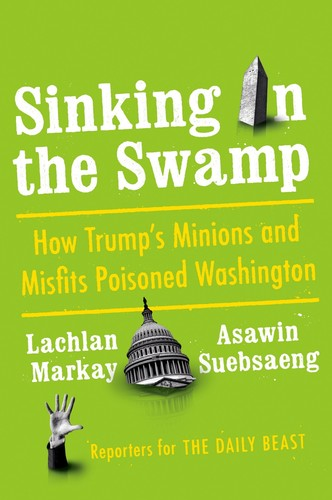 Sinking in the Swamp by Lachlan Markay