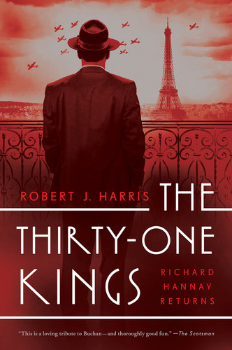 The Thirty-One Kings by Robert J  Harris