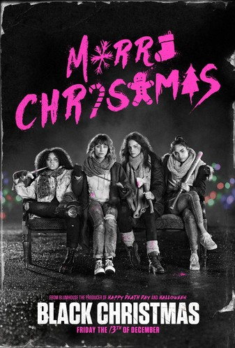 Black Christmas 2019 HDRip XviD AC3-EVO