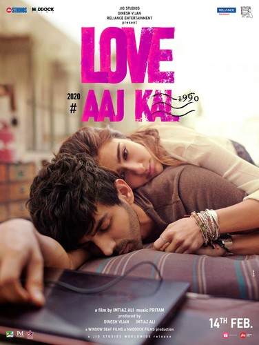 Love Aaj Kal (2020) 720p PreDVDRip x264 AAC-CV Exclusive