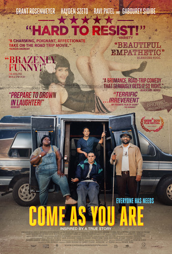 Come As You Are 2019 1080p WEB-DL H264 AC3-EVO