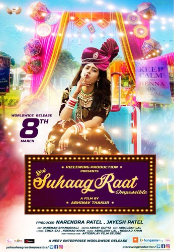 Yeh Suhaag Raat Impossible (2019) 1080p WEB DL AVC AAC-Team IcTv Exclusive