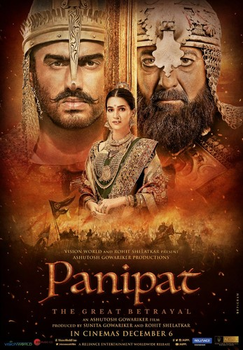 Panipat The Great Betrayal (2019) 720p HDRip x264 AAC 5 1 ESubs-TT