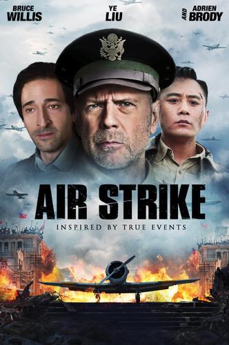 AIR STRIKE (2018) 720p Blu-Ray 720p x264 DD5 1 [Dual Audio][Telugu+Tamil+Hindi+English]