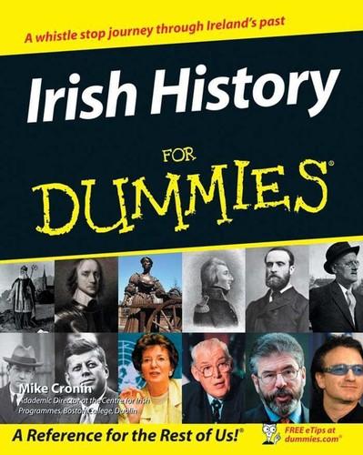 Irish History For Dummies by Mike Cronin PDF